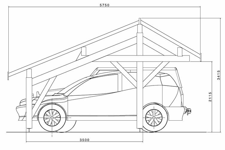 Plan abri voiture bois - Plan abri voiture ...